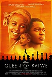 David Oyelowo, Lupita Nyong'o, and Madina Nalwanga in Queen of Katwe (2016)