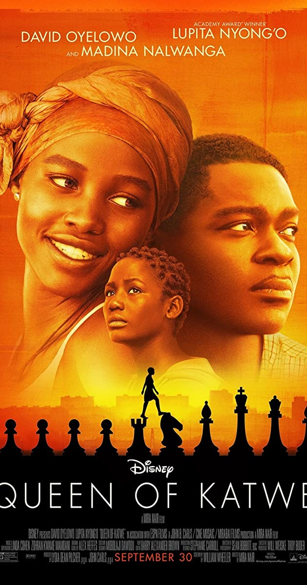 Image result for queen of katwe still