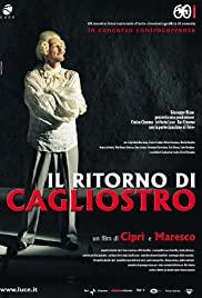 Il ritorno di Cagliostro (2003) Poster - Movie Forum, Cast, Reviews