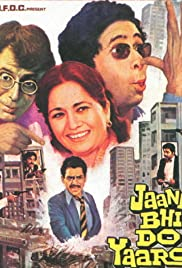 Jaane Bhi Do Yaaro Poster