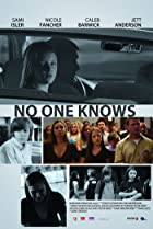 No One Knows (2012) Poster
