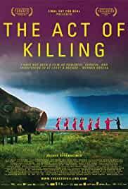 The Act of Killing film poster