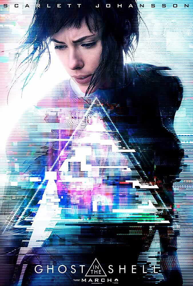 Poster Ghost in the Shell (2017) Full HD Movie Download 720p