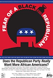 Fear of a Black Republican Poster