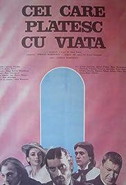 Cei care platesc cu viata Poster