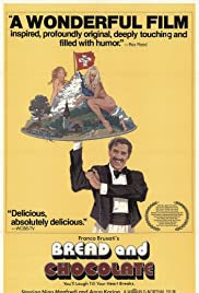 Bread and Chocolate(1974) Poster - Movie Forum, Cast, Reviews
