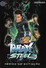 Max Steel: Endangered Species Poster