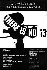 There Is No 13 Poster