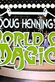 Doug Henning's World of Magic Poster