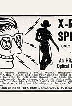 Darling Pet Munkee: X-Ray Specs