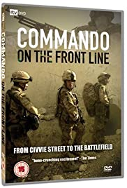 Commando: On the Front Line Poster