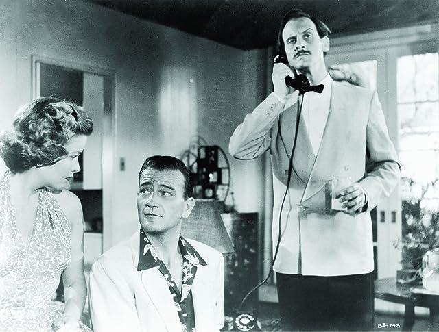 John Wayne and Nancy Olson in Big Jim McLain (1952)