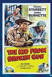 The Kid from Broken Gun Poster