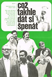 Coz takhle dát si spenát(1977) Poster - Movie Forum, Cast, Reviews