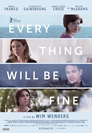 Every Thing Will Be Fine poster