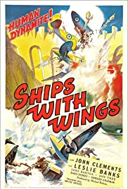 Ships with Wings Poster