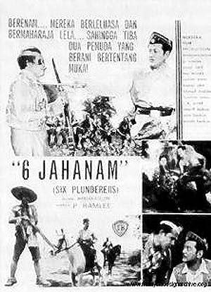 P.Ramlee - 6 jahanam (1969)