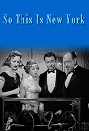 So This Is New York(1948) Poster - Movie Forum, Cast, Reviews