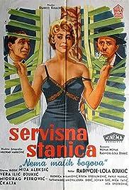 Servisna stanica Poster