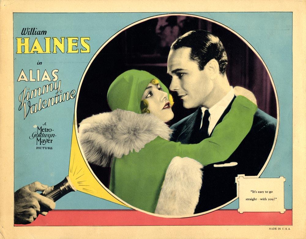Schön Alias Jimmy Valentine (1928)