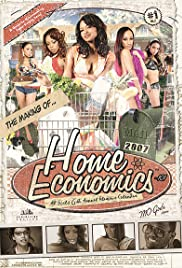 MO Girls: The Making of... Home Economics-101 Poster