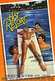 Hot Resort (1985) Poster - Movie Forum, Cast, Reviews