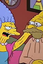 Image of The Simpsons: Lady Bouvier's Lover