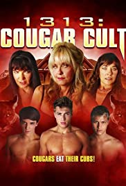 1313: Cougar Cult (2012) Poster - Movie Forum, Cast, Reviews