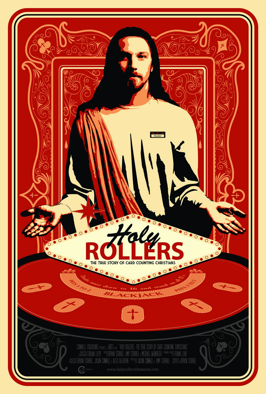 image Holy Rollers: The True Story of Card Counting Christians Watch Full Movie Free Online