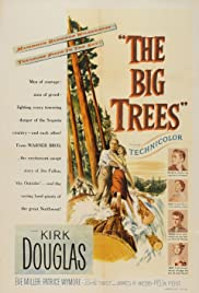 The Big Trees Poster
