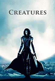 Underworld: Creature Effects Poster