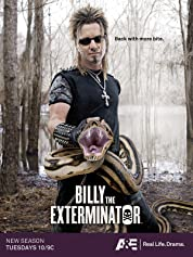 The Exterminators - Billy the exterminator season 2 (2010) poster