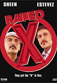 Rated X (2000) Poster - Movie Forum, Cast, Reviews