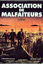 Image of Association de malfaiteurs