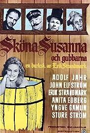 Sköna Susanna och gubbarna Poster