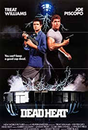 Dead Heat (1988) Poster - Movie Forum, Cast, Reviews