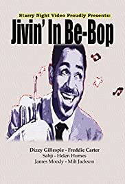 Jivin' in Be-Bop Poster