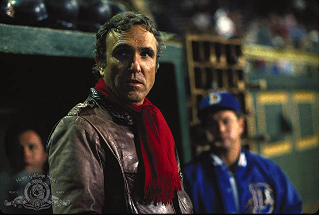 Ron Shelton in Bull Durham (1988)