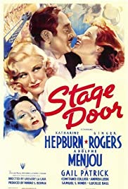 Stage Door (1937) Poster - Movie Forum, Cast, Reviews