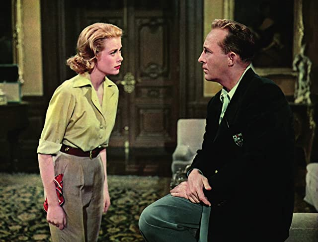 Grace Kelly and Bing Crosby in High Society (1956)