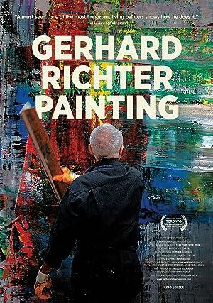 Gerhard Richter - Painting poster