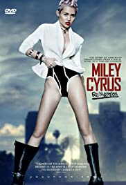 Miley Cyrus: Reinvention Poster