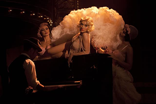 Christina Aguilera in Burlesque (2010)