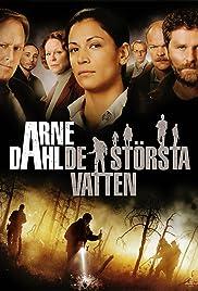 Arne Dahl: De största vatten Poster