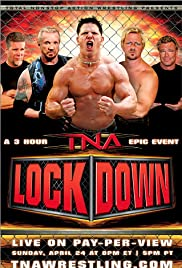 TNA Wrestling: Lockdown Poster