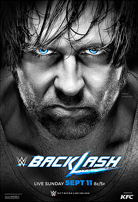 WWE Backlash (2016) Download on Vidmate