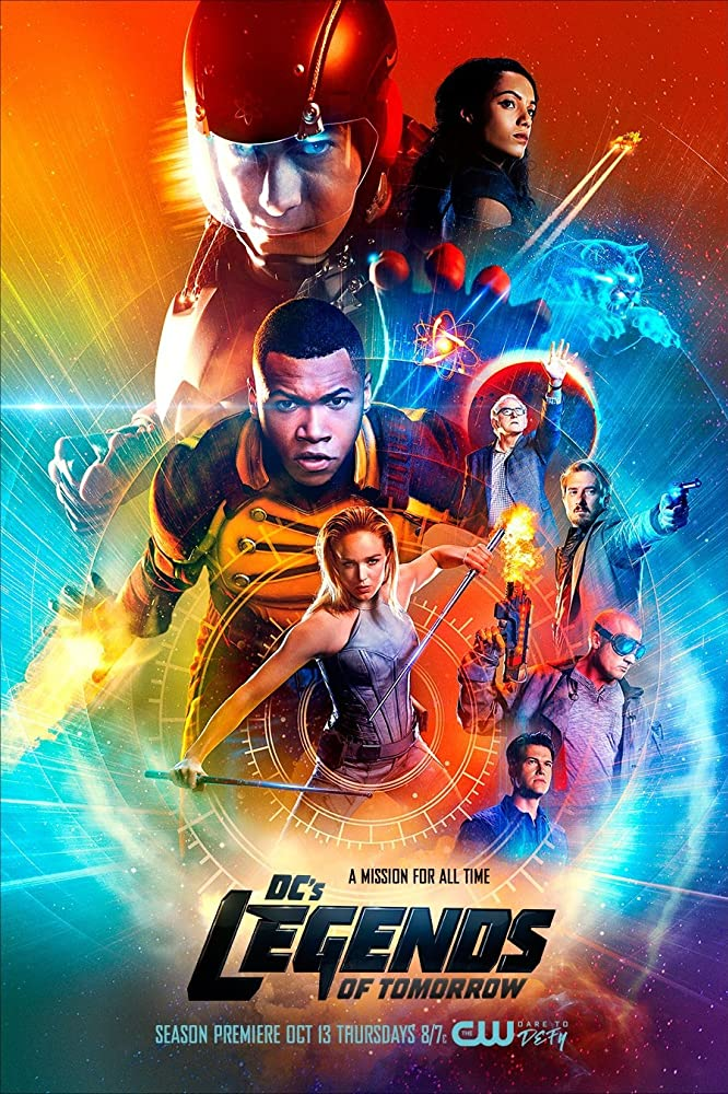 DCs Legends of Tomorrow S03E04 XviD-AFG