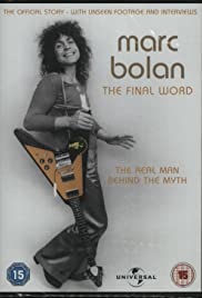Marc Bolan: The Final Word Poster