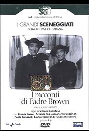 I racconti di Padre Brown Poster