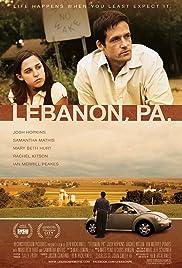 Lebanon, Pa.(2010) Poster - Movie Forum, Cast, Reviews